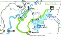 Idée de Sortie Graissac Visite extérieure du complexe hydroélectrique de Montézic