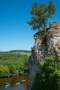Idée de Sortie Dordogne Site de la Roche percée