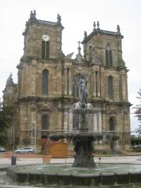 Idée de Sortie Marne Collégiale Notre Dame de Vitry-le-François