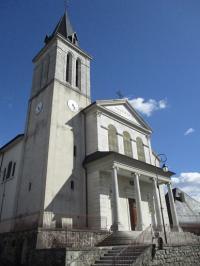 Idée de Sortie Haute Savoie Eglise de Viuz en Sallaz