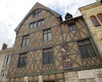 Idée de Sortie Loiret Maison de Jeanne d'Arc