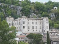 Idée de Sortie Rochecolombe Château de Vogüé