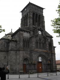 Idée de Sortie Auvergne Église Saint-Priest