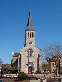 Idée de Sortie Chanoz Châtenay Eglise Saint Martin de Vonnas