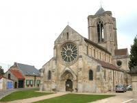 Idée de Sortie Vorges Eglise Saint-Jean-Baptiste de Vorges