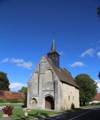 Idée de Sortie Indre Eglise Saint-Saturnin