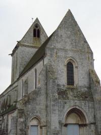 Idée de Sortie Seine et Marne Eglise de Voulton