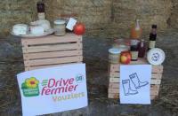 Magasin Champagne Ardenne Drive fermier Vouziers
