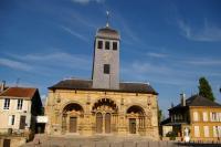 Idée de Sortie Grivy Loisy Eglise Saint-Maurille