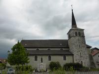 Idée de Sortie Haute Savoie Eglise de Vulbens