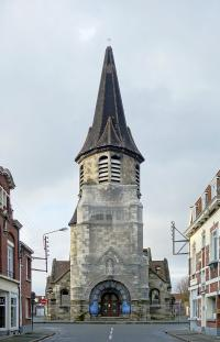 Idée de Sortie Roubaix Eglise Sainte-Thérèse