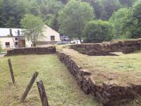 Idée de Sortie Matton et Clémency Site gallo-romain de Chameleux