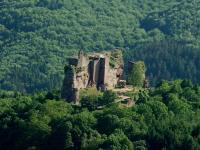 Idée de Sortie Wingen Château fort de Fleckenstein