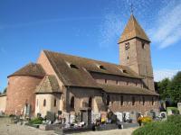 Idée de Sortie Alsace L'Eglise Saint Ulrich