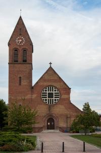 Idée de Sortie Alsace Eglise Sainte Barbe