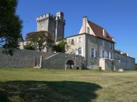 Chateau de Xaintrailles Lot et Garonne