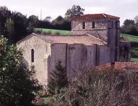 Idée de Sortie Deux Sèvres Eglise romane Sainte Eugène