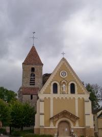 Idée de Sortie Essonne Église Saint-Honest