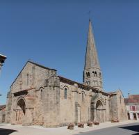Idée de Sortie Auvergne Église Saint-Martin - Ygrande