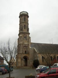 Idée de Sortie Broons Eglise Saint-Malo