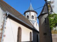 Idée de Sortie Alsace Eglise Saint-Ulrich