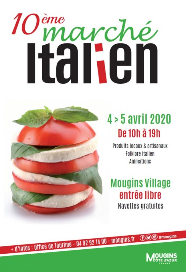 Marché italien-Marche-italien