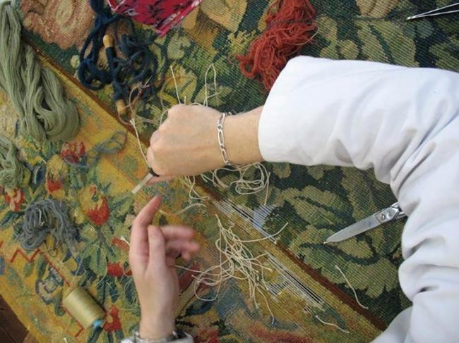 Visite guidée Les artisans d'Aubusson-Credit