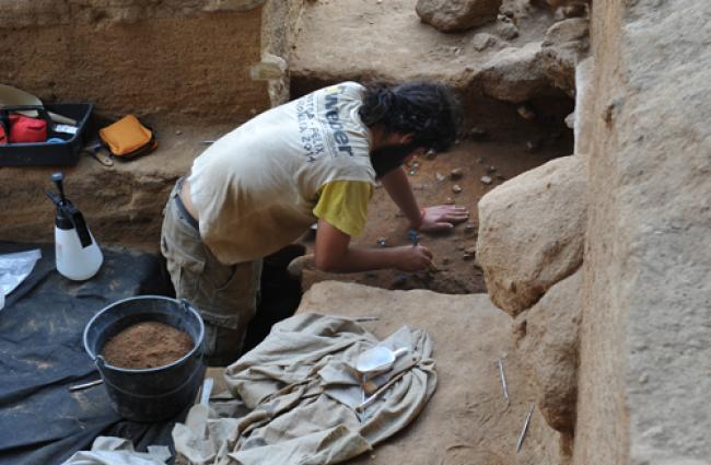 Journées Européennes de l'Archéologie 2021 : portes ouvertes sur le site de la grotte de Bouyssonie-Credit