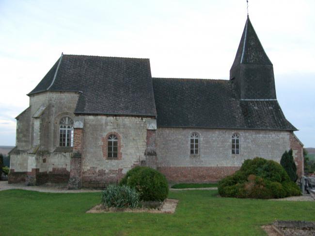 Église fortifiée Saint-Martin-Credit-Berlise-eglise-fortifiee-facade-Nord-1-Marc-ROUSSEL-CC-BY-SA-3-0