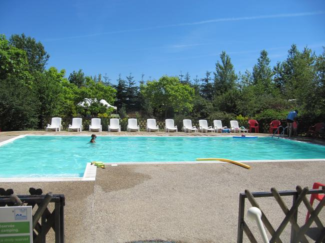 Camping Ferme Pédagogique de Prunay-Credit-Ferme-pedagogique-de-Prunay--piscine