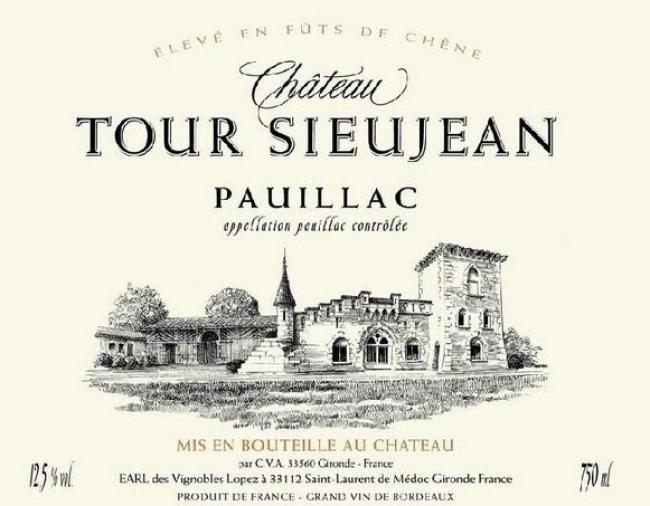 Château Tour Sieujean-Credit-MTV-Pauillac