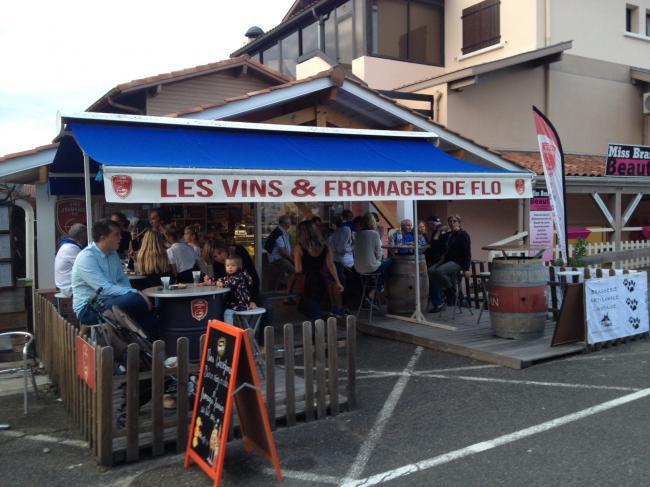 Les Vins et fromages de Flo-Credit