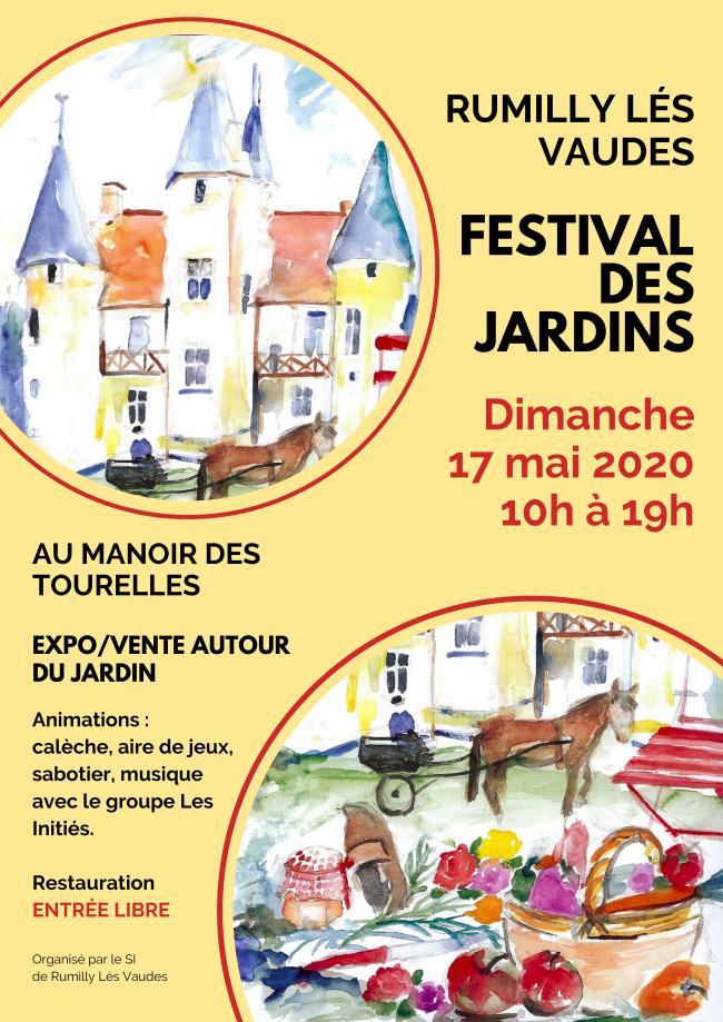 Festival des Jardins-Credit