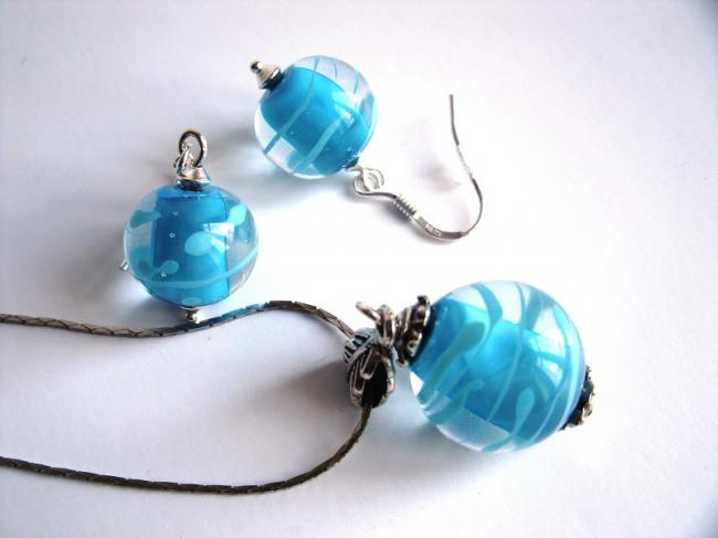 Démonstration de fabrication de perles en verre de Murano-Credit-Claire-Dufrenne--Bijoux-Claramints