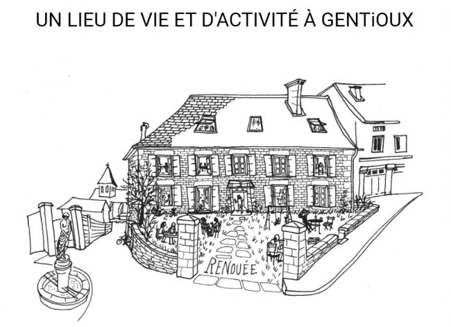Marché d'hiver de Gentioux-Piregolles-Credit