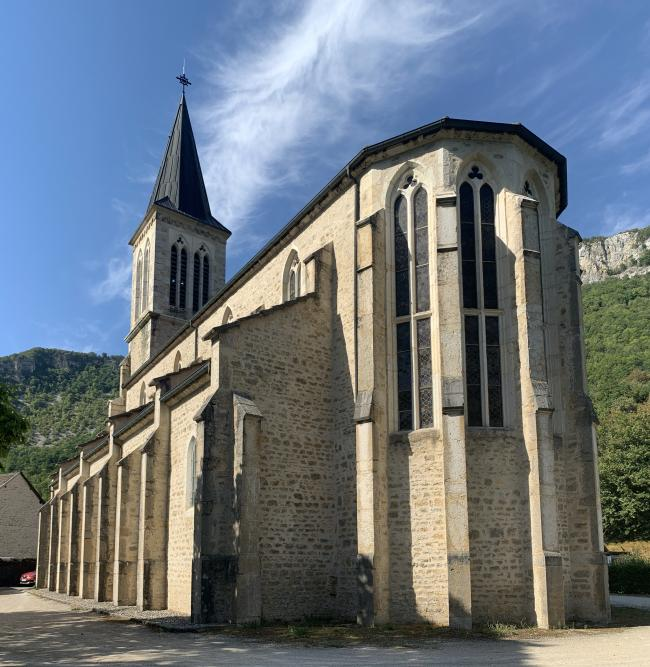 Eglise de La Burbanche-Credit-eglise-Annonciation-Burbanche-13-Chabe01-https-commons-wikimedia-org-wiki-UserChabe01-CC-BY-SA-4-0