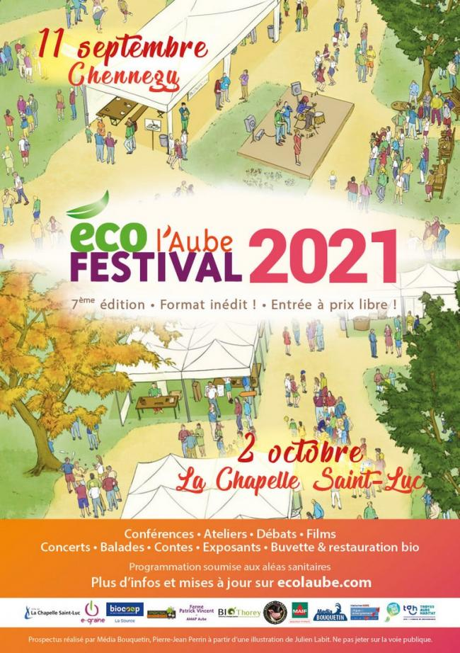 Ecol'Aube Festival-Credit