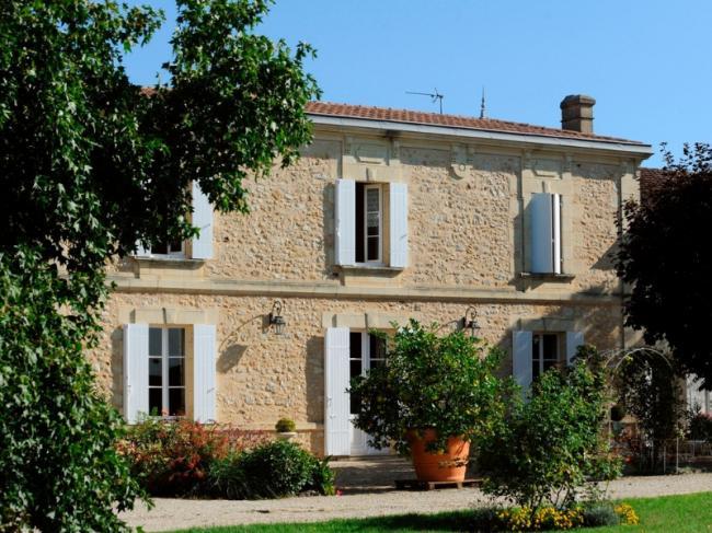 Earl vignobles ROBERT - Château Turcaud-Credit