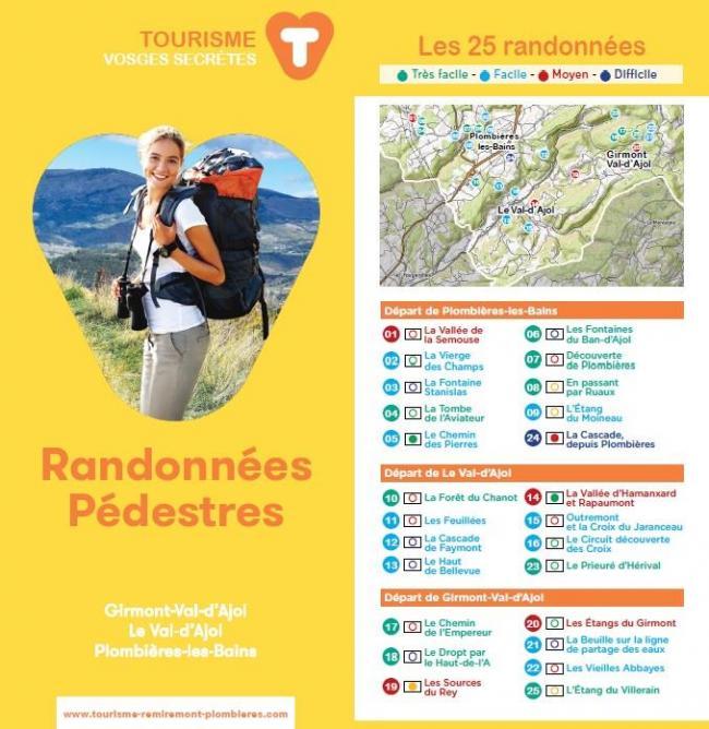 RANDONNEES PEDESTRES AU DEPART DU VAL-D'AJOL-Credit-OT-Remiremont-Plombieres-les-Bains