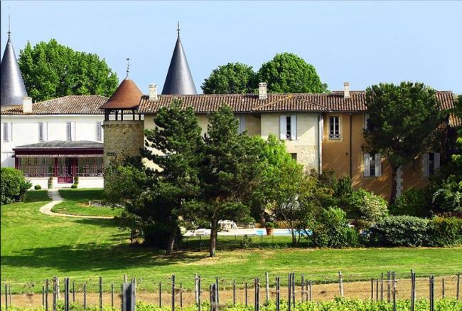 Château de Seguin-Credit