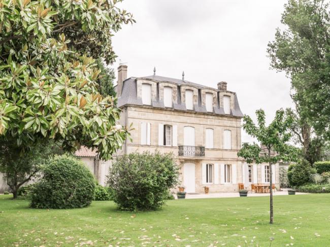 Château Paloumey-Credit