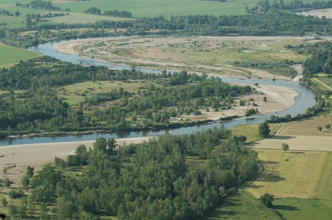 Réserve naturelle nationale du val d'Allier-Credit-Riviere-Allier-pres-Bressolles02-jean-louis-Zimmermann-httpshttps-flickr-com-people-40911451-N00-CC2-0