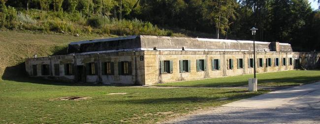 Marche sur périmètre autour de l'ancien camp militaire de Margival-Credit-Aisneclub44