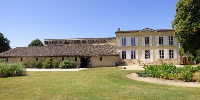 Maison des Vins de Graves-Credit