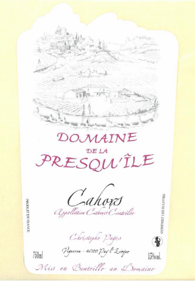 Domaine de la Presqu'île-Credit-Pages