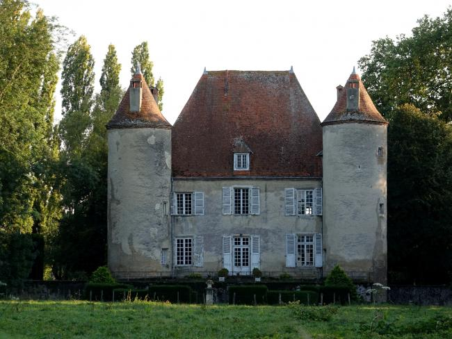 Jardins du château du Méage-Credit