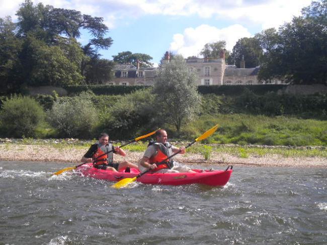 Découverte de la Loire en kayak-Credit-0