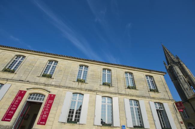 Maison du Vin de Saint-Emilion-Credit