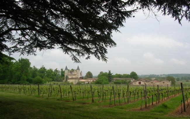 Château du Grand Puch-Credit