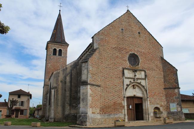 Eglise Saint Jean Baptiste de Saint-Jean-sur-Veyle-Credit-eglise-Saint-Jean-Baptiste-Saint-Jean-Veyle-2-Chabe01-https-commons-wikimedia-org-wiki-UserChabe01-CC-BY-SA-4-0